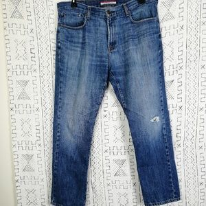 Tommy Hilfiger Relaxed Fit Denim Jeans